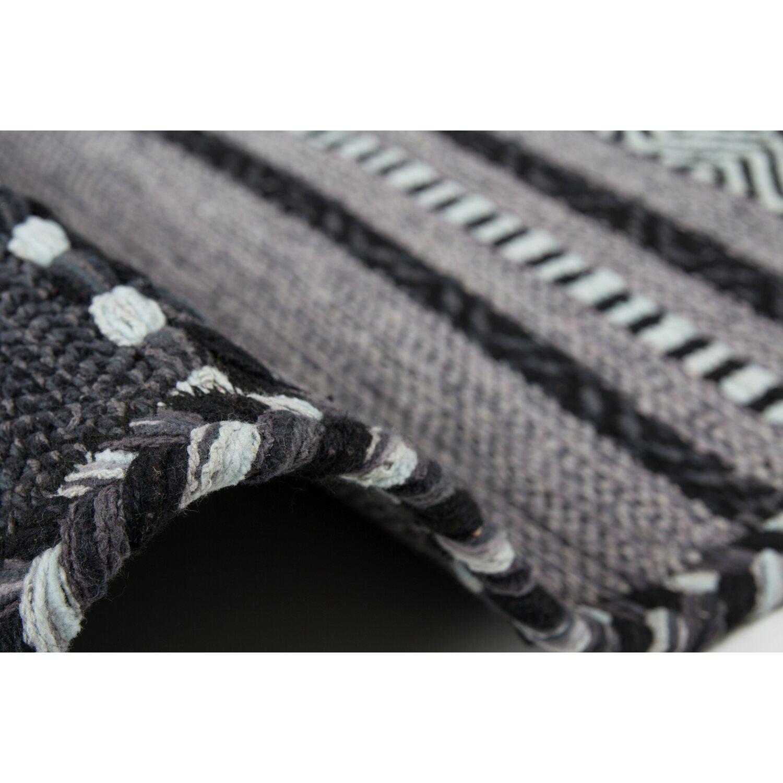 teppich morena 445 grau 200 cm x 290 cm kaufen bei obi. Black Bedroom Furniture Sets. Home Design Ideas