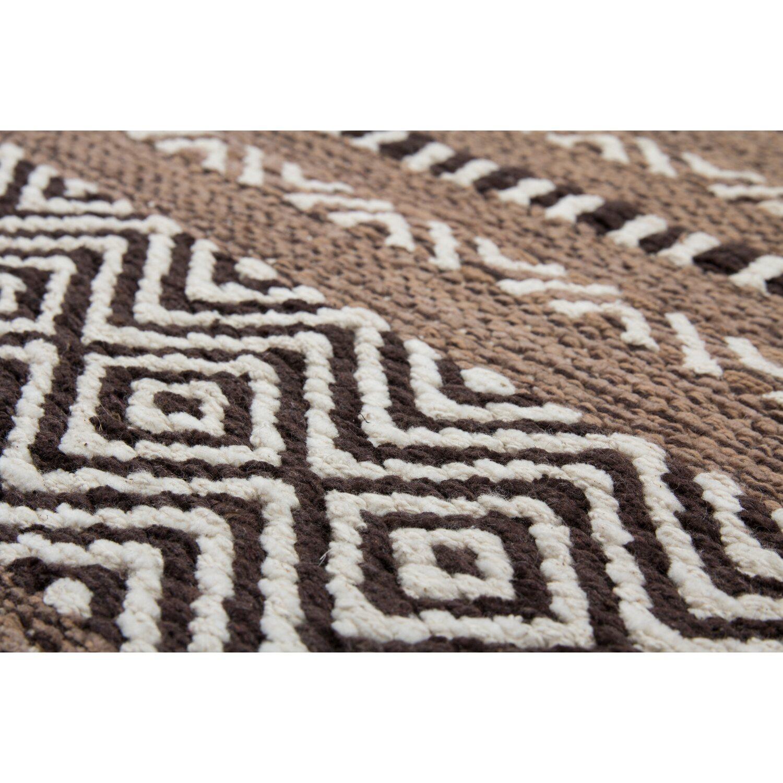 teppich morena 445 elfenbein 160 cm x 230 cm kaufen bei obi. Black Bedroom Furniture Sets. Home Design Ideas