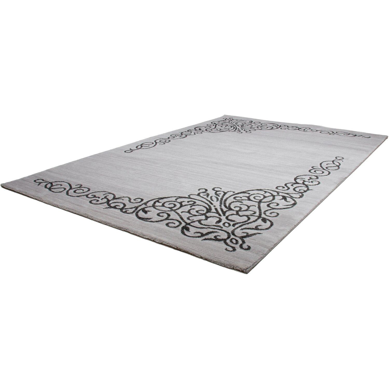 Teppich Barocco 766 Silber 160 cm x 230 cm