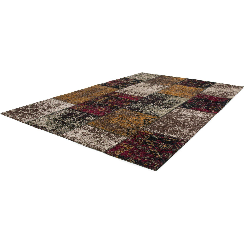 Teppich Vecchia 1110 Rot 80 cm x 150 cm