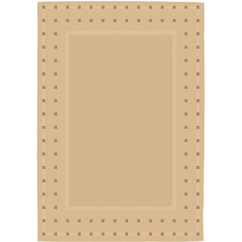 Teppich Coco 640 Mais-Beige 120 cm x 170 cm