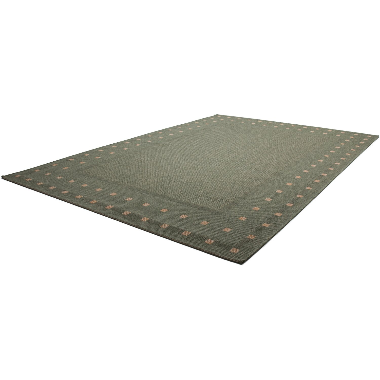 Teppich Coco 640 Olive-Mais 160 cm x 230 cm