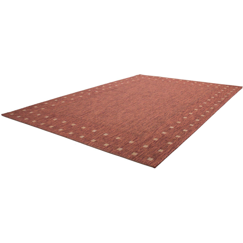 Teppich Coco 640 Mais-Orange 160 cm x 230 cm