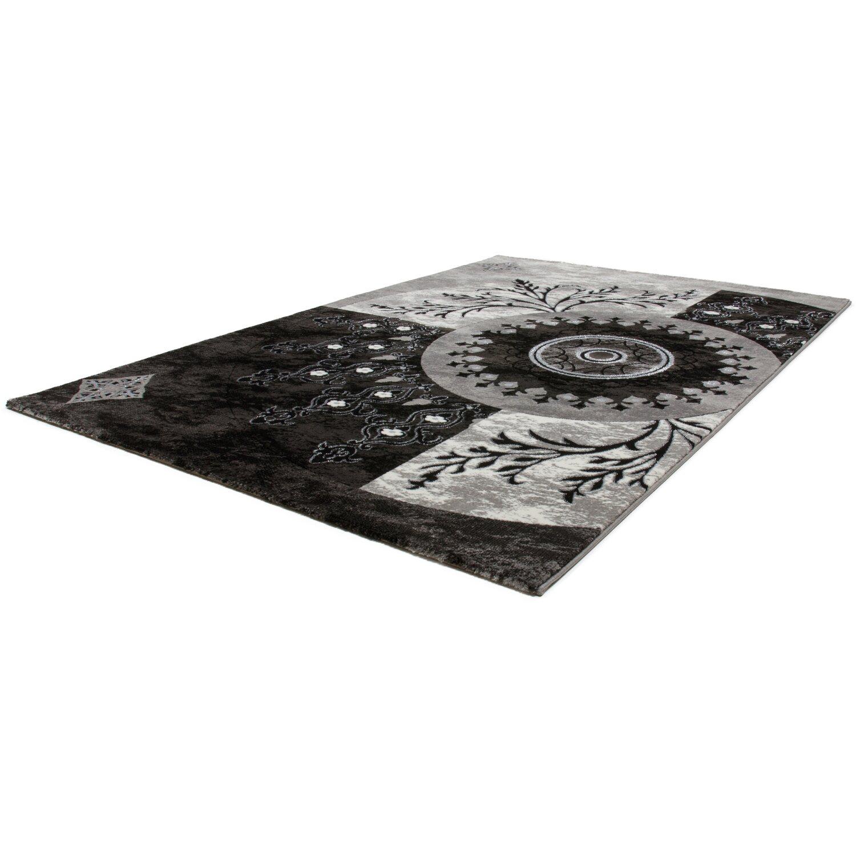 Teppich Retro 899 Schwarz 80 cm x 150 cm