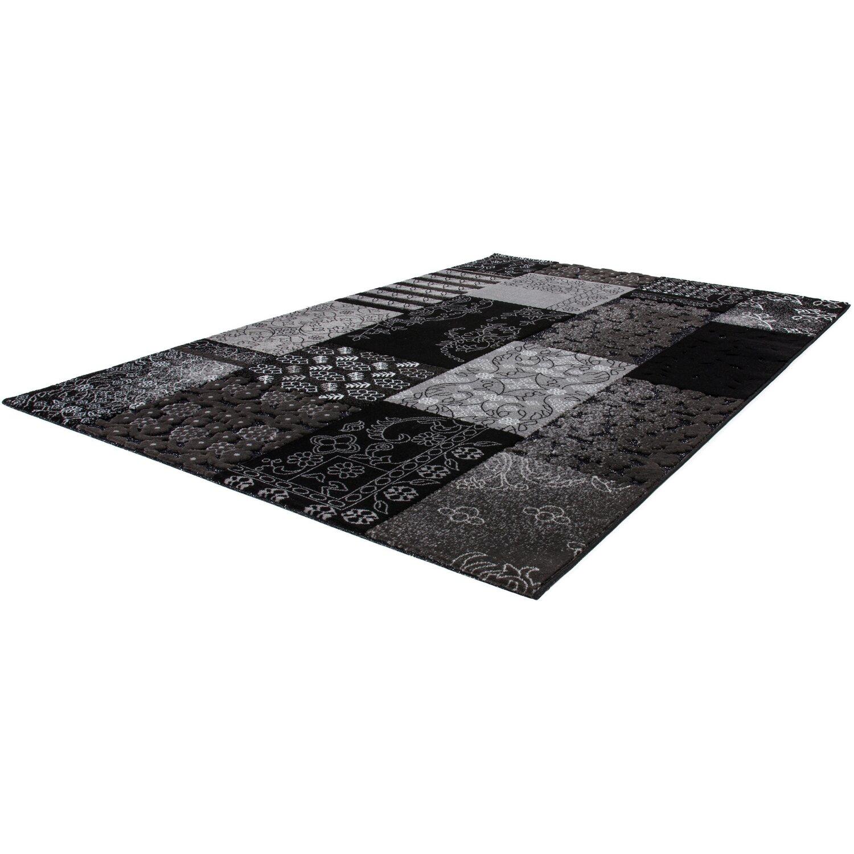 Teppich Aspendos 656 Schwarz 120 cm x 170 cm