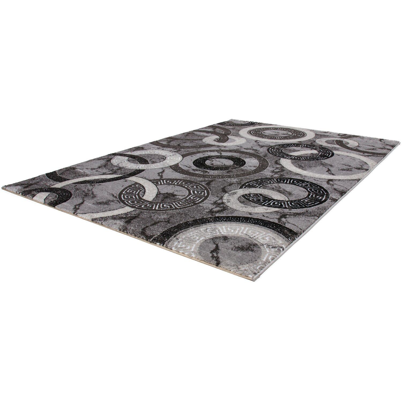 Teppich Kyros 306 Silber 80 cm x 150 cm