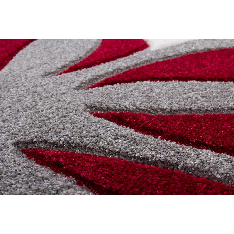 teppich phoenix 540 rot 160 cm x 230 cm kaufen bei obi. Black Bedroom Furniture Sets. Home Design Ideas