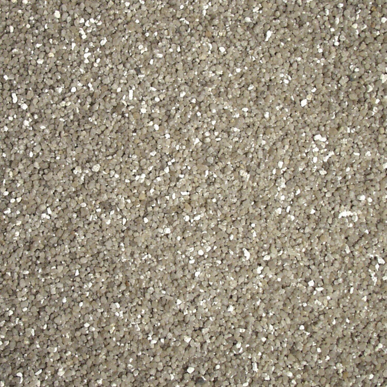 Aquarium Kristall-Quarzkies Naturweiß 1-2 mm 10 kg