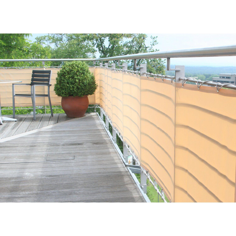 Floracord Balkonverkleidung Sisal 90 Cm X 500 Cm Kaufen Bei Obi