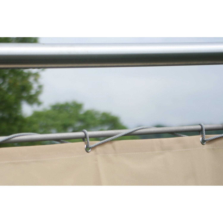 Floracord Balkonverkleidung Sisal 90 Cm X 300 Cm Kaufen Bei Obi