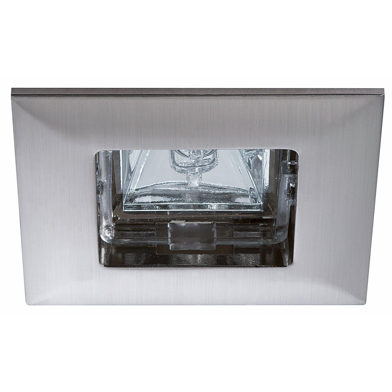paulmann halogen einbauleuchten 4er set premium line quadro eek c kaufen bei obi. Black Bedroom Furniture Sets. Home Design Ideas