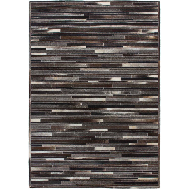 Teppich Wonder 220 Grau Braun 80 Cm X 150 Cm Kaufen Bei Obi