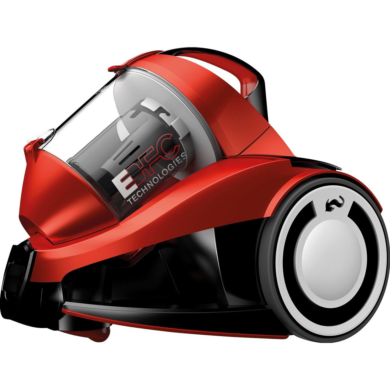 dirt devil bodenstaubsauger rebel 24hfc eek a 700 watt singlecyclone metal red kaufen bei obi. Black Bedroom Furniture Sets. Home Design Ideas