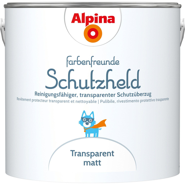 Alpina  Farbenfreunde Schutzheld seidenmatt 2,5 l