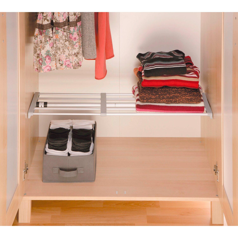 wenko regalsystem ohne schrauben 70 120 x 23 5 cm kaufen bei obi. Black Bedroom Furniture Sets. Home Design Ideas