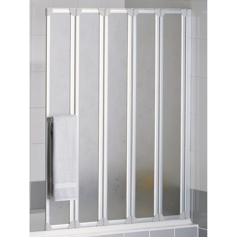 schulte badewannenaufsatz 5 teilig kunstglas softline hell wei kaufen bei obi. Black Bedroom Furniture Sets. Home Design Ideas
