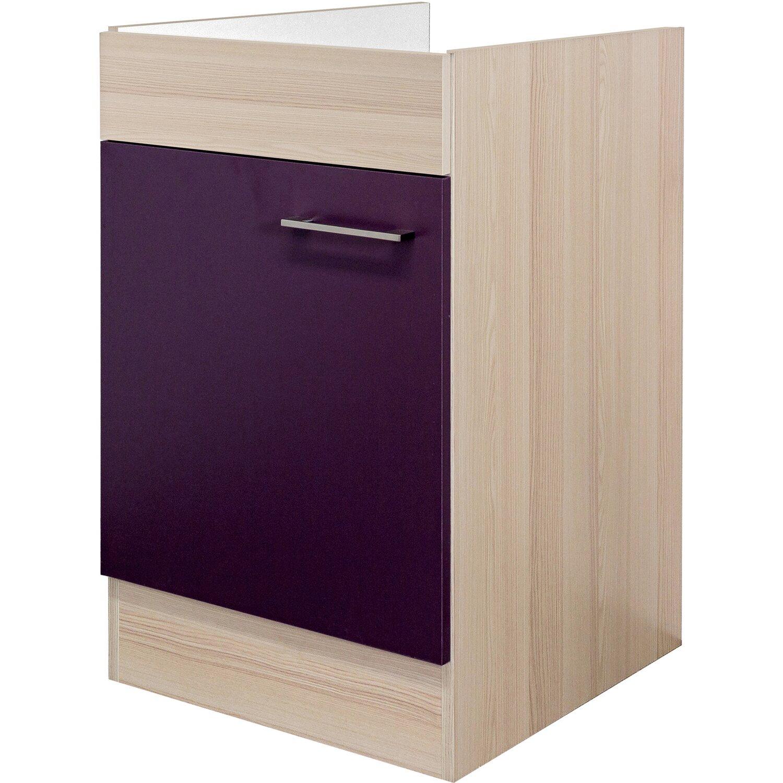 flex well exclusiv sp len unterschrank focus 50 cm akazie. Black Bedroom Furniture Sets. Home Design Ideas