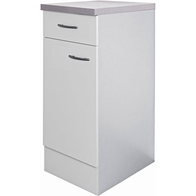 Flex-Well Classic Unterschrank Wito 30 cm Weiß