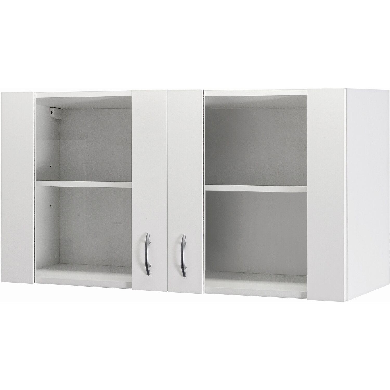 flex well classic h ngeschrank wito 100 cm wei kaufen bei obi. Black Bedroom Furniture Sets. Home Design Ideas