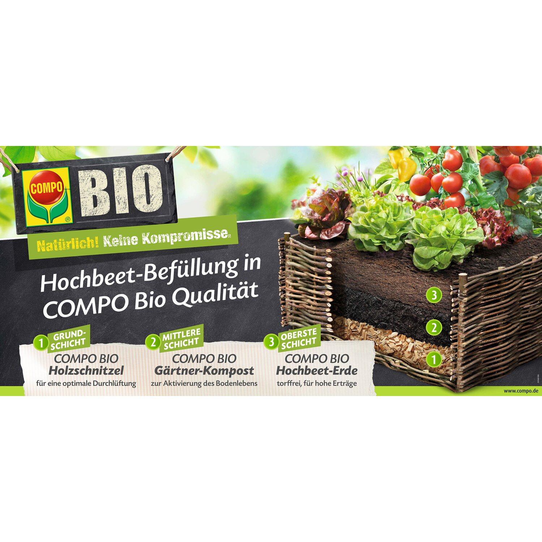 Compo Bio Holzschnitzel 1 X 60 L Kaufen Bei Obi
