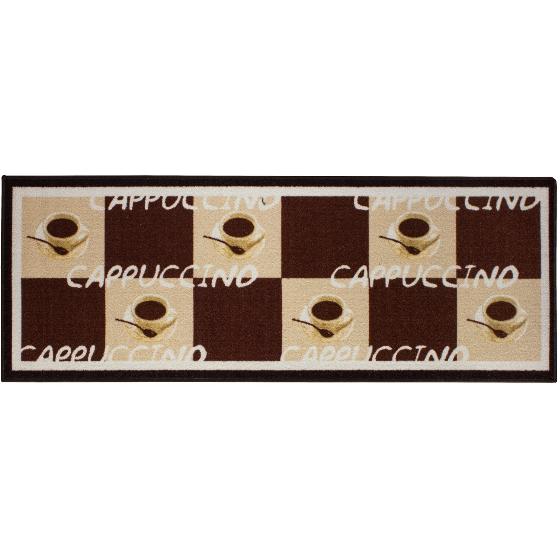 teppich l ufer cappuccino 67 cm x 250 cm kaufen bei obi. Black Bedroom Furniture Sets. Home Design Ideas