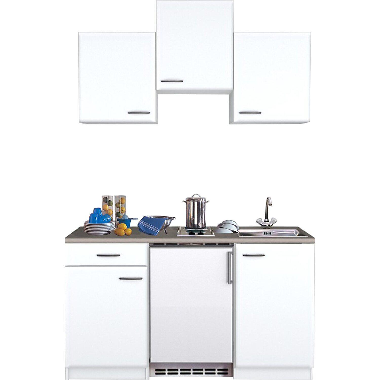 Flex-Well Classic Küchenzeile Wito 150 cm Weiß kaufen bei OBI