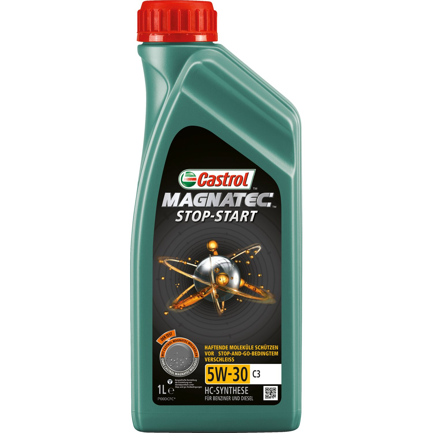 castrol magnatec stop start 5w 30 c3 motor l 1 l kaufen. Black Bedroom Furniture Sets. Home Design Ideas