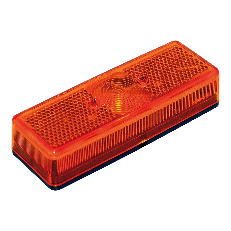 las seitenmarkierungs leuchte f r pkw anh nger orange kaufen bei obi. Black Bedroom Furniture Sets. Home Design Ideas