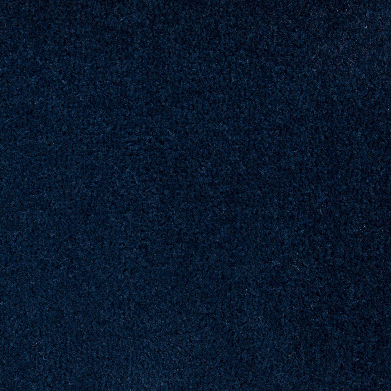 teppichboden denver dunkelblau meterware 400 cm breit kaufen bei obi. Black Bedroom Furniture Sets. Home Design Ideas