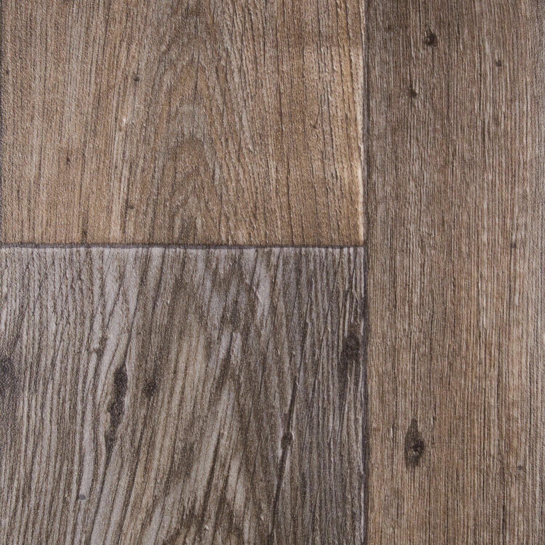 pvc bodenbelag wooden grau braun meterware 400 cm breit kaufen bei obi. Black Bedroom Furniture Sets. Home Design Ideas