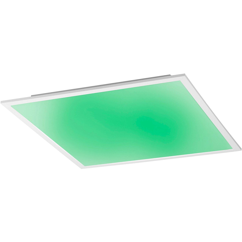 led panel 45x45cm rgb und warmwei ultraflaches design eek a kaufen bei obi. Black Bedroom Furniture Sets. Home Design Ideas