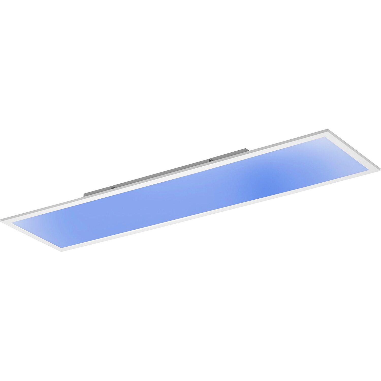 led panel 120x30cm rgb und warmwei ultraflaches design eek a kaufen bei obi. Black Bedroom Furniture Sets. Home Design Ideas