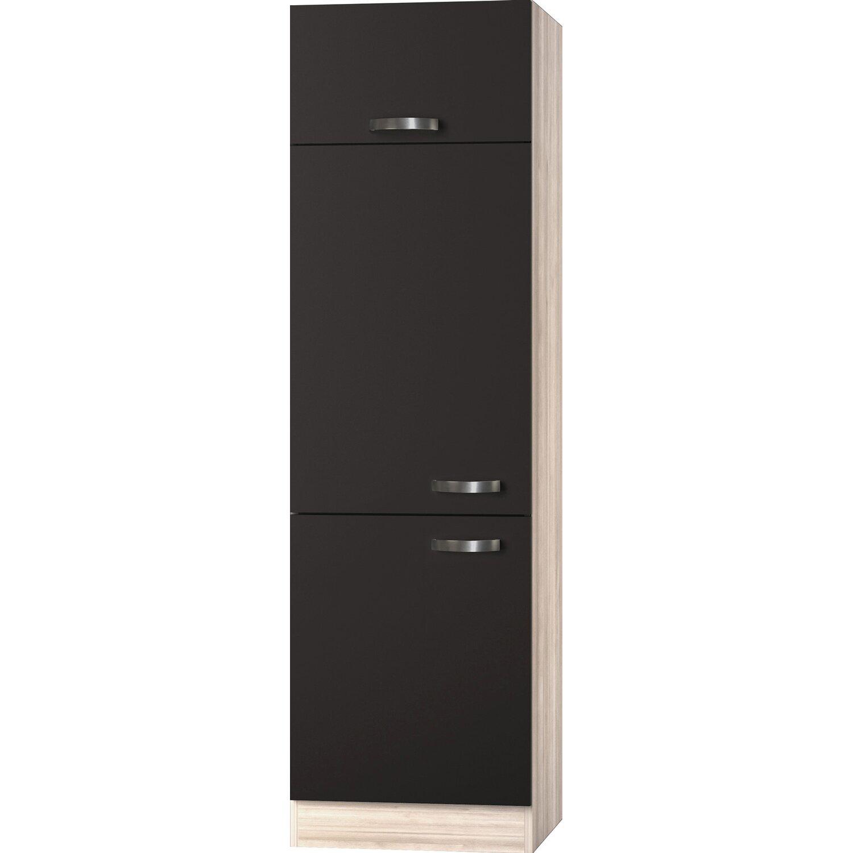 optifit hochschrank f r integrierbaren k hlschrank. Black Bedroom Furniture Sets. Home Design Ideas
