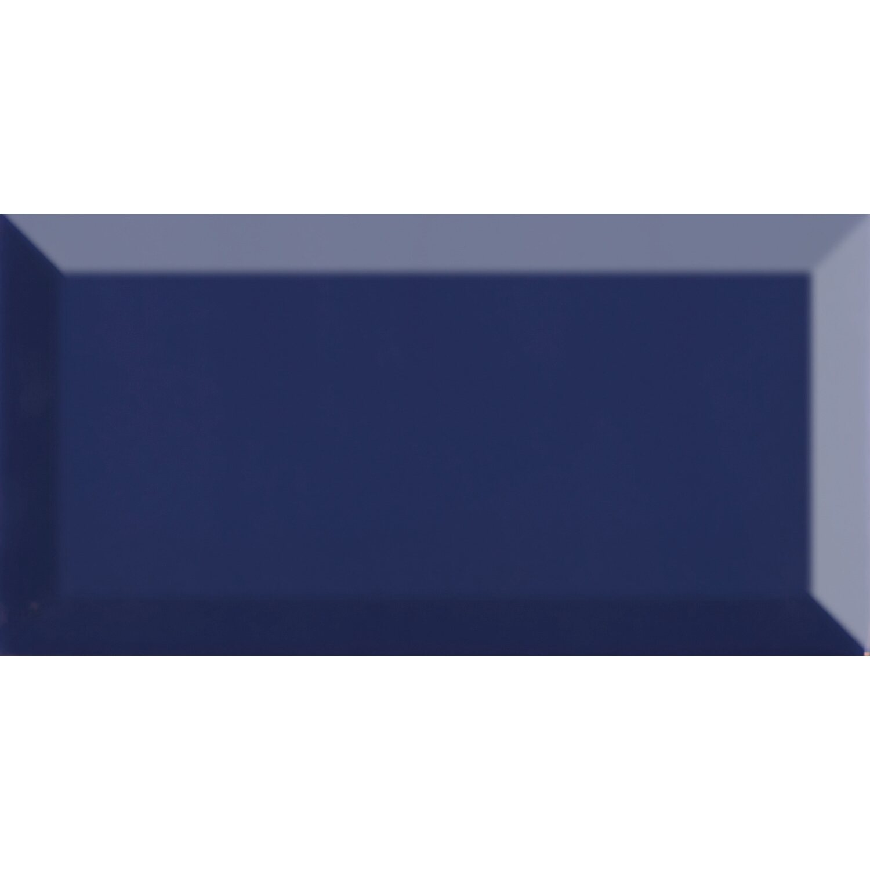 Sonstige Wandfliese Metro Blau Facette 10 cm x 20 cm