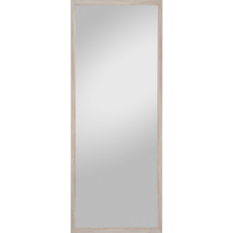 Rahmenspiegel Kathi 66 cm x 166 cm Eiche hell