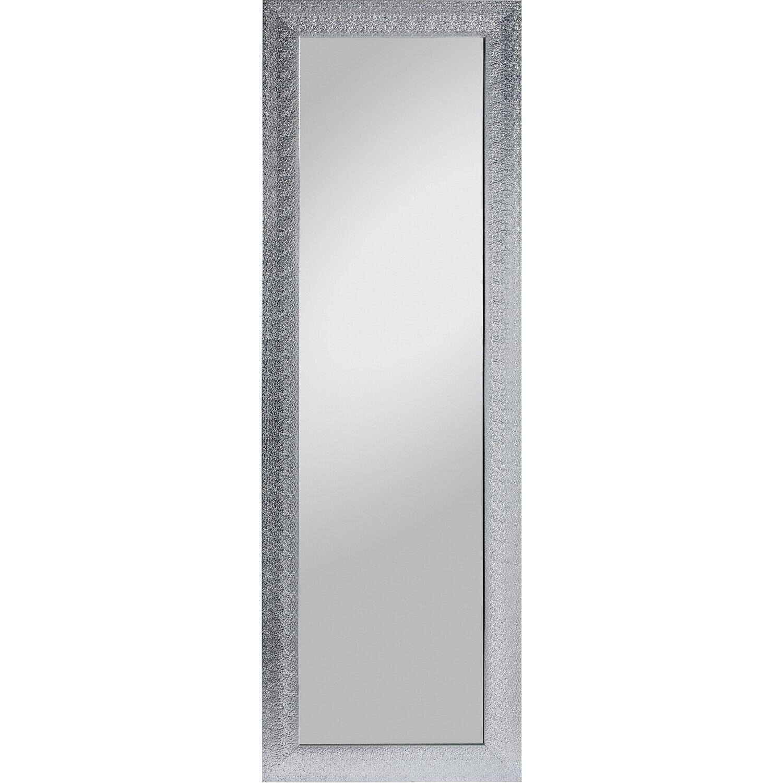 Rahmenspiegel Rosi 50 cm x 150 cm Silber