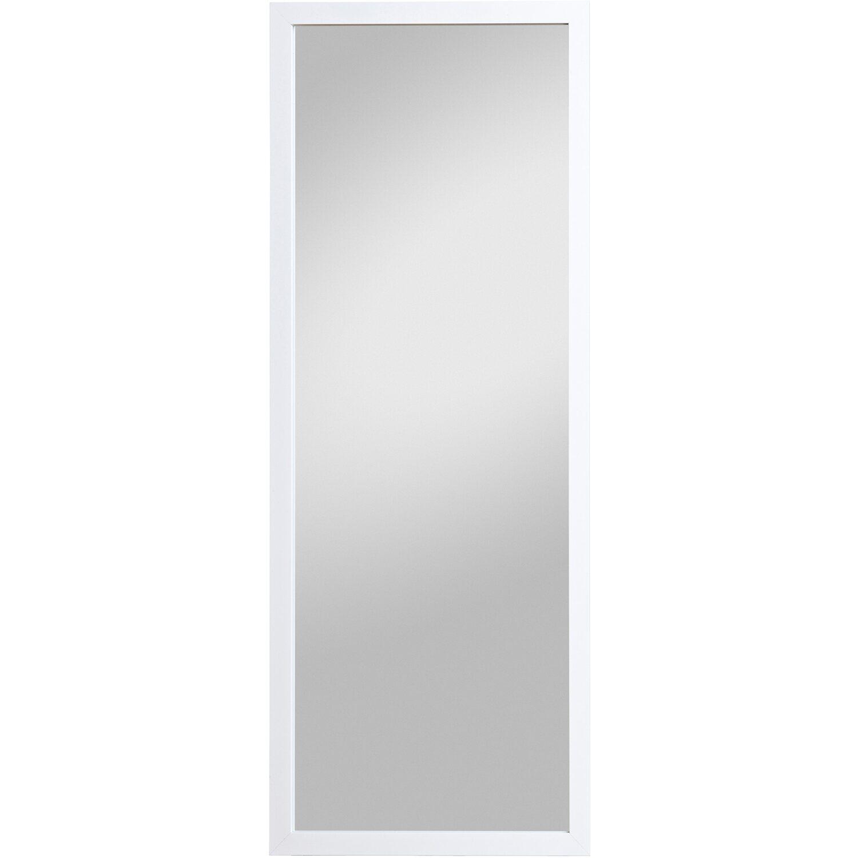 Rahmenspiegel Kathi 66 cm x 166 cm Weiß glanz