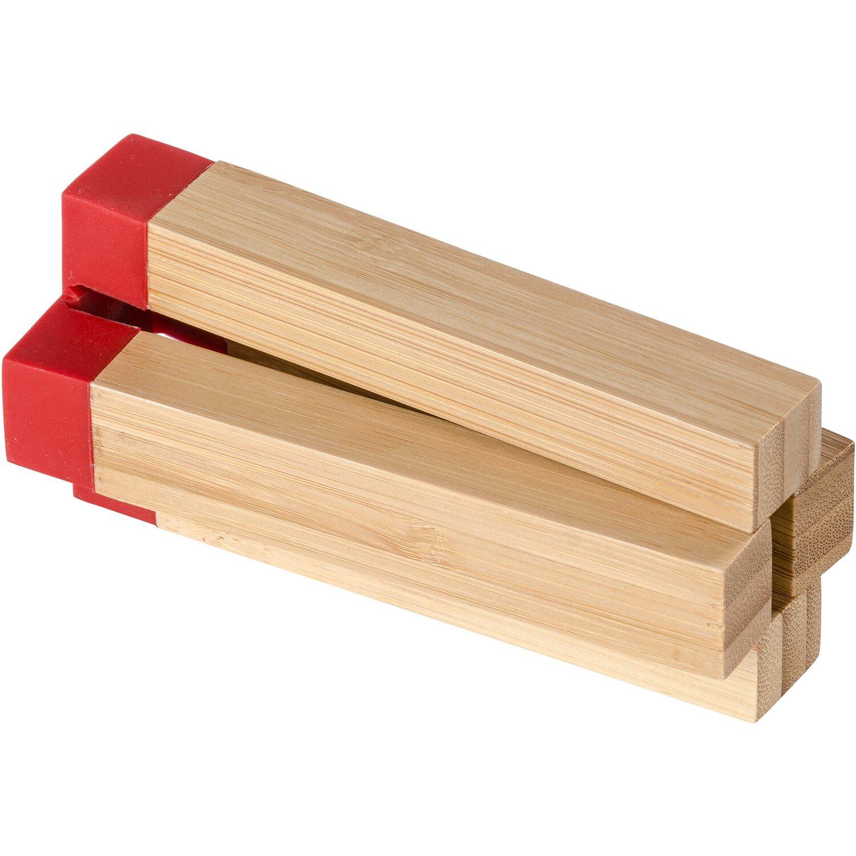 Wenko Topfuntersetzer Kreuz Bambus Rot Kaufen Bei Obi