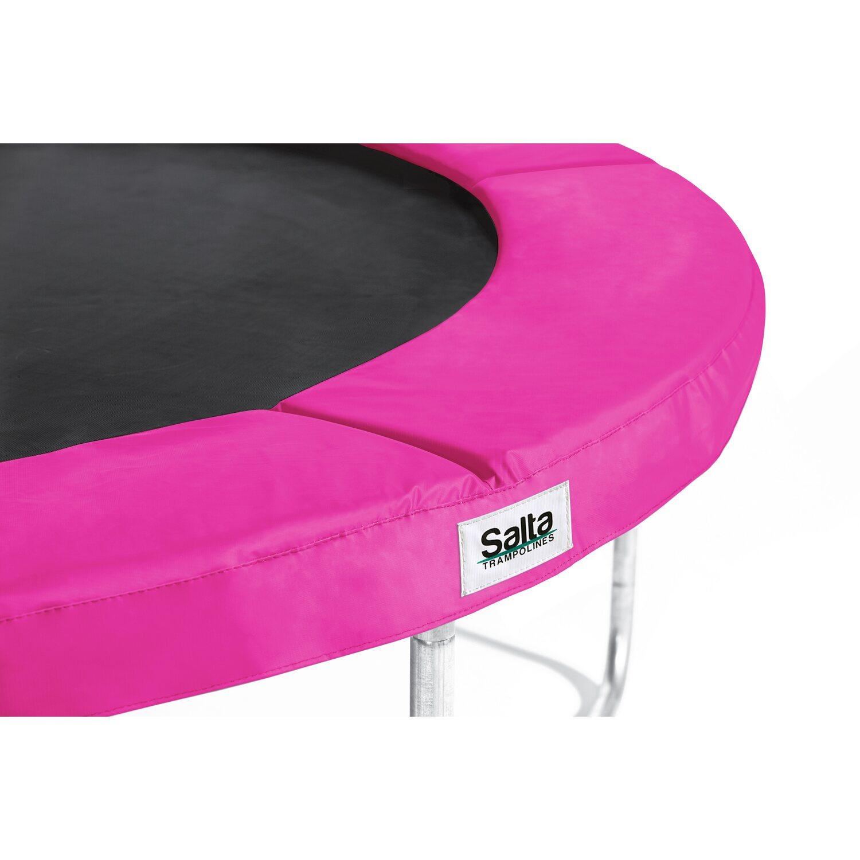 Salta Trampolin Schutzrand Ø 244 cm Pink | Kinderzimmer > Spielzeuge > Trampoline | Pink | Salta
