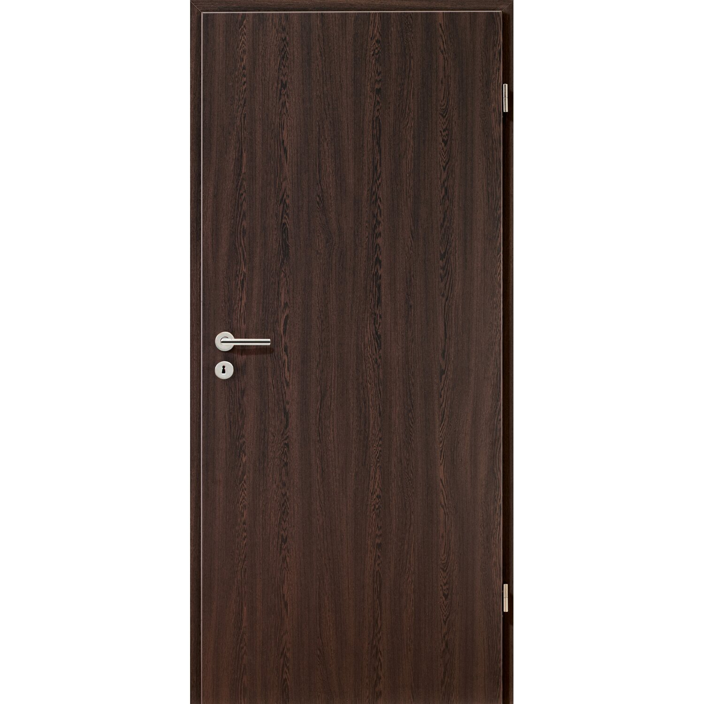 zimmert r dekor wenge holznachbildung ga716 61 cm x 198 5 cm anschlag links kaufen bei obi. Black Bedroom Furniture Sets. Home Design Ideas