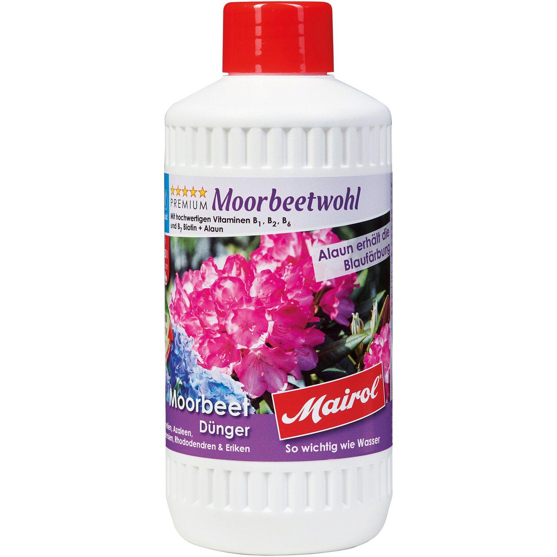 Mairol Moorbeet-Dünger Liquid 500 ml | Garten > Pflanzen > Dünger | Mairol