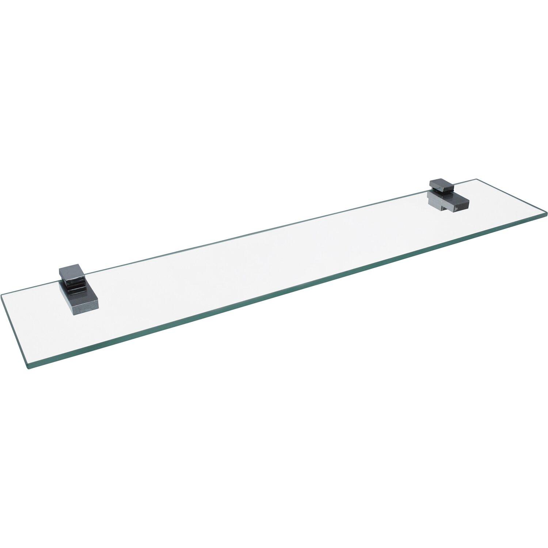 fackelmann glasablage 60 cm chrom kaufen bei obi. Black Bedroom Furniture Sets. Home Design Ideas