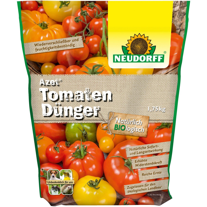 neudorff azet tomaten d nger 1 75 kg kaufen bei obi. Black Bedroom Furniture Sets. Home Design Ideas