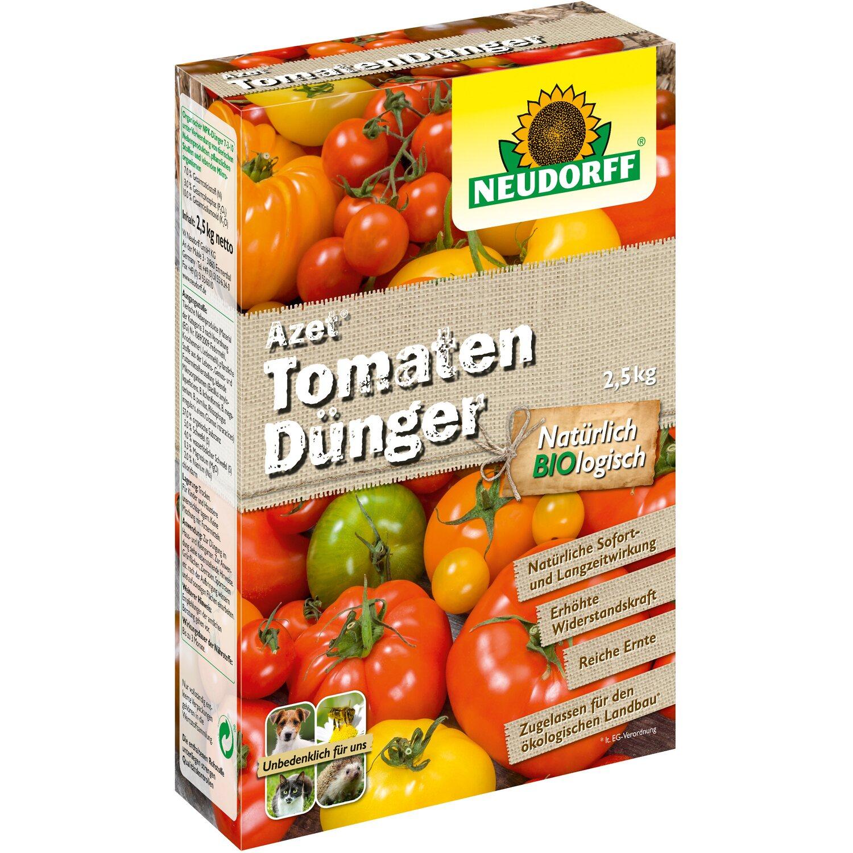 neudorff azet tomaten d nger 2 5 kg kaufen bei obi. Black Bedroom Furniture Sets. Home Design Ideas