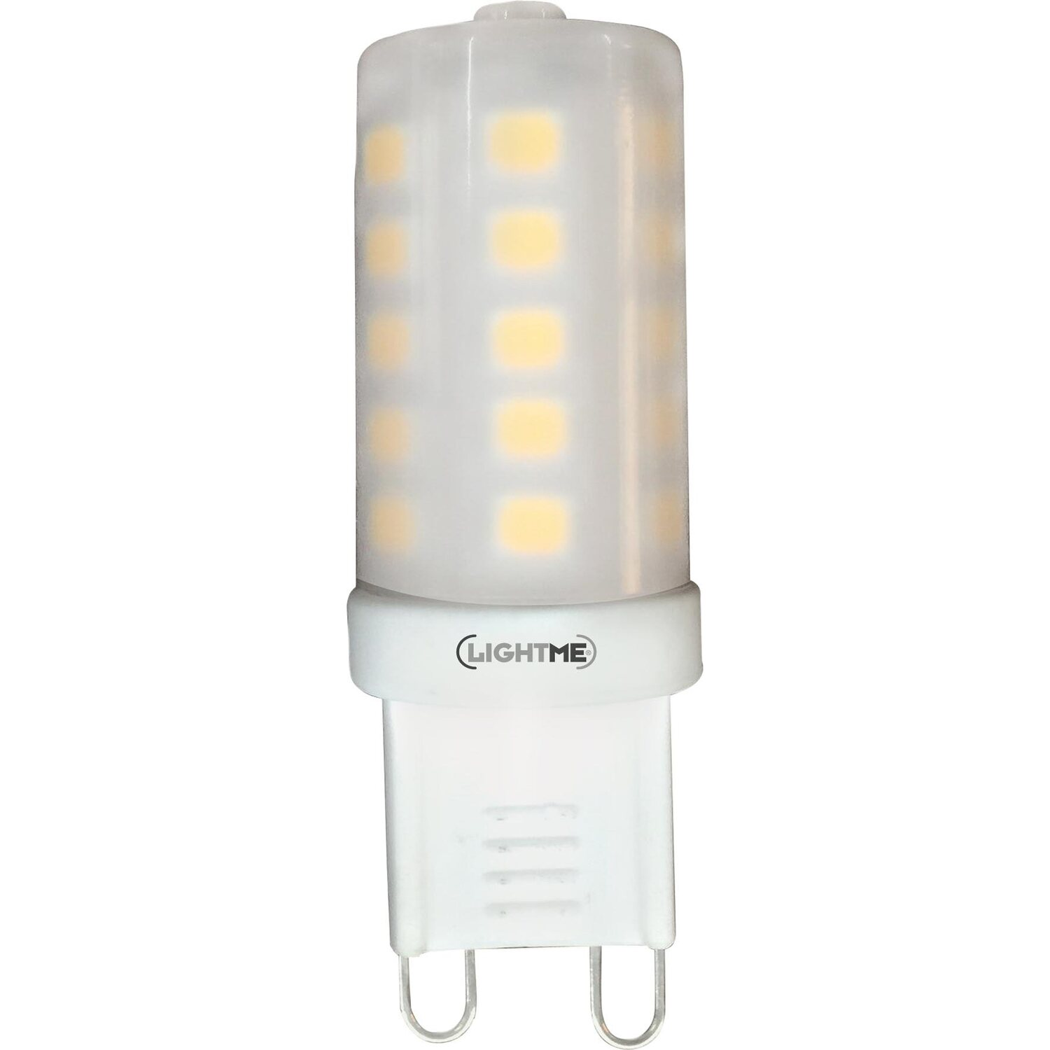 Lightme LED-Leuchtmittel G9/ 3 W (250 lm) Warmw...