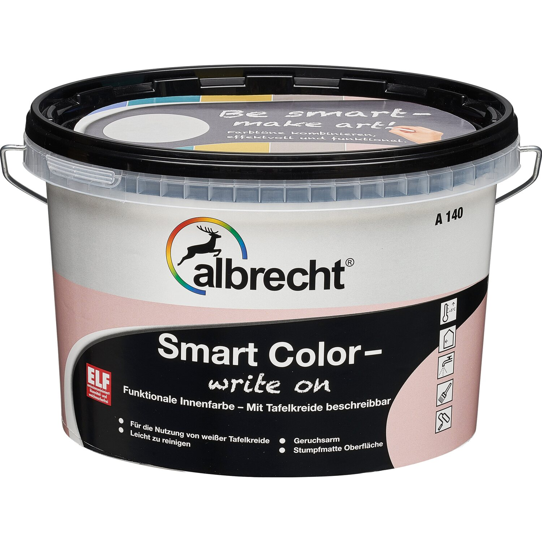 Albrecht  Smart Color - write on Altrose stumpfmatt 2,5 l