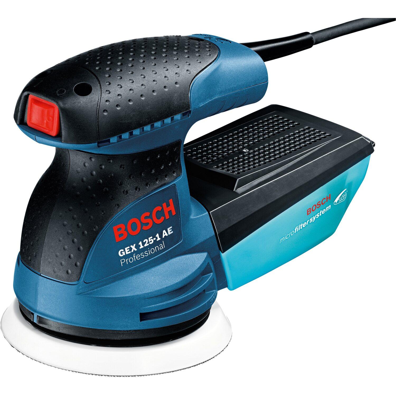 Bosch Professional  Exzenterschleifer GEX 125-1 AE
