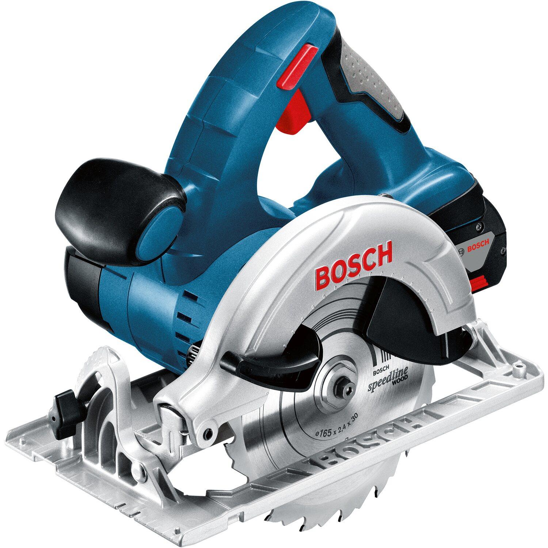Bosch Professional  Akku-Kreissäge GKS 18 V-Li