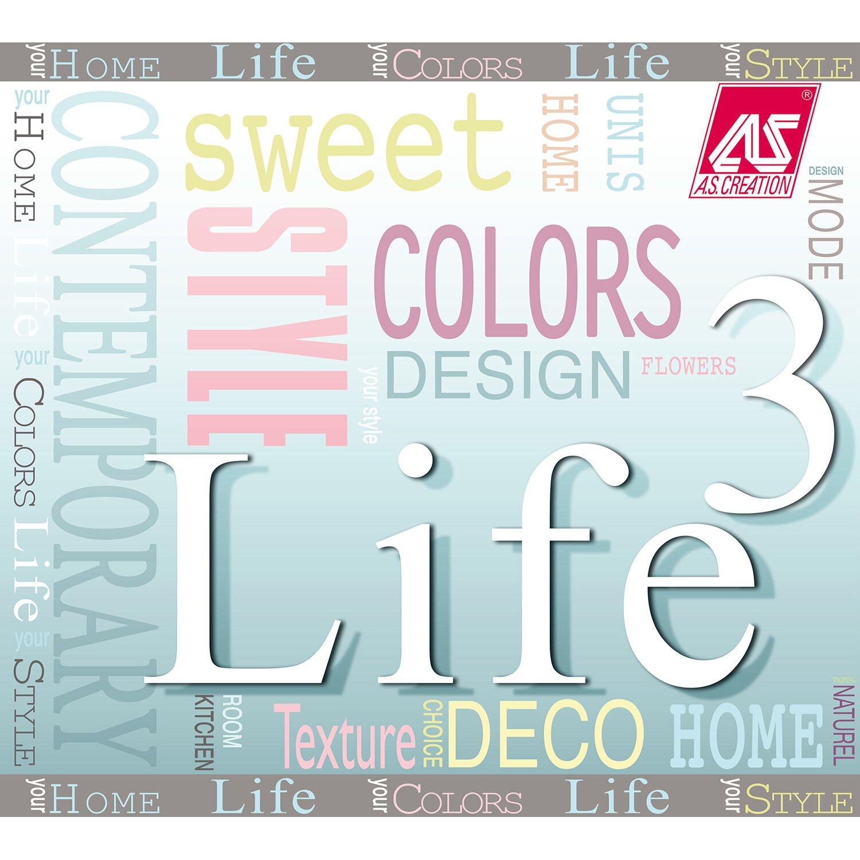 AS Creation Tapetenbuch Life 3