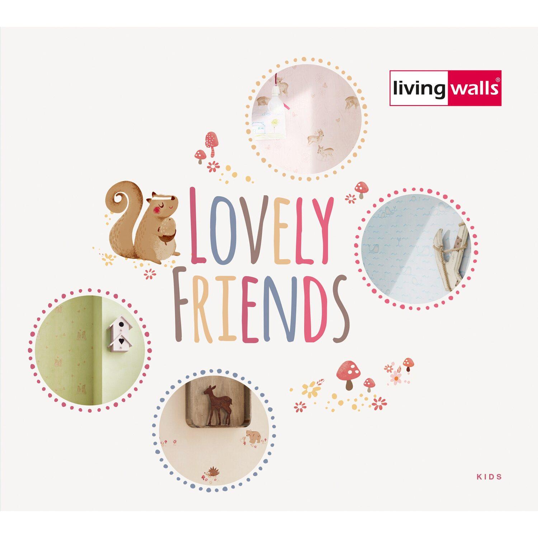 AS Creation Tapetenbuch Lovely Friends